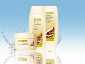 I nuovi shampoo Naturals