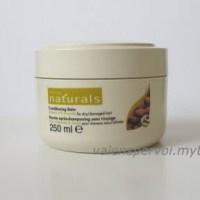 Avon Naturals: balsamo senza risciacquo/ conditioning balm