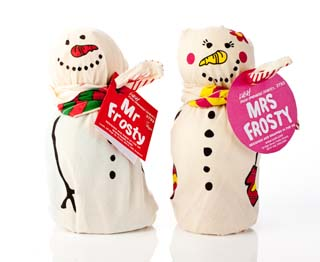 lushMr and Mrs Frosty