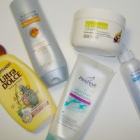 La mia routine invernale per capelli crespi/ My winter routine for frizzy hair