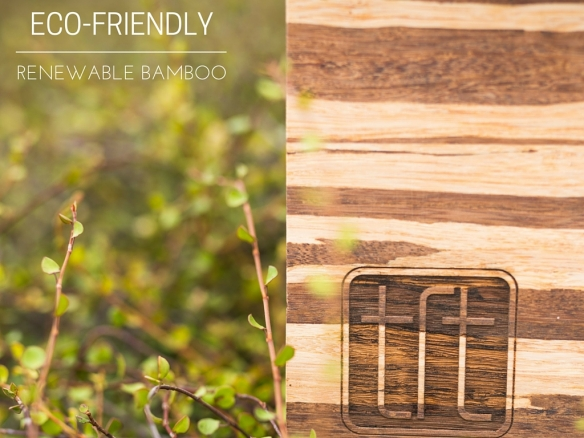 Ecofriendly Bamboo