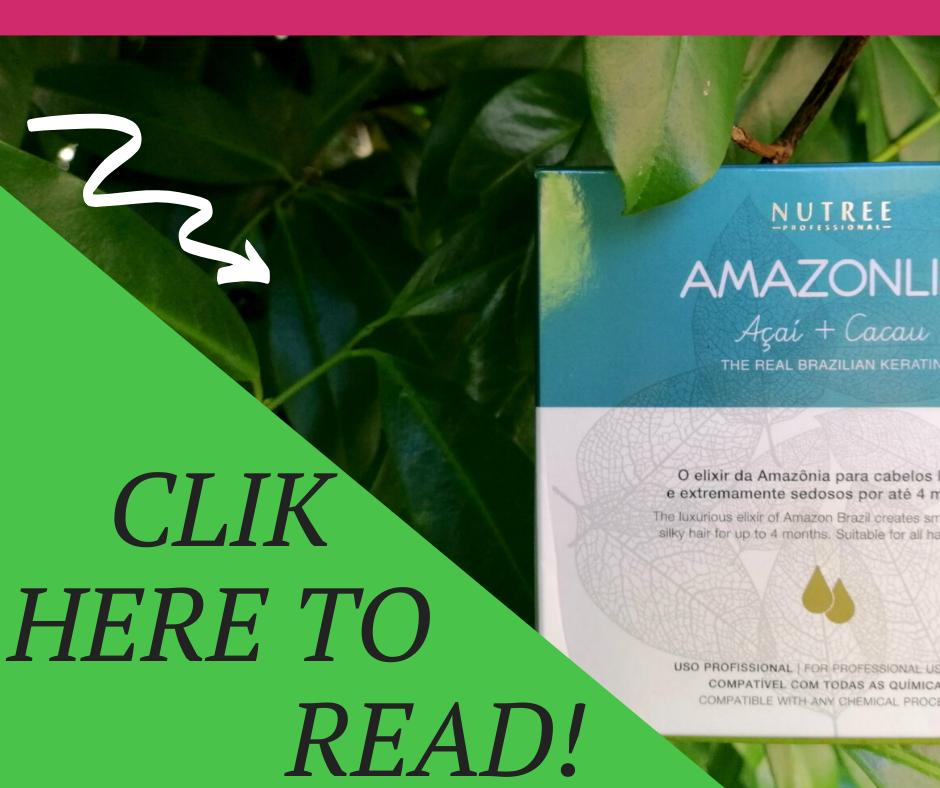 Review trattamento lisciante capelli Brasiliano, Amazonliss
